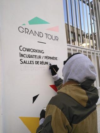 l'Arty, Style du Grand Tour